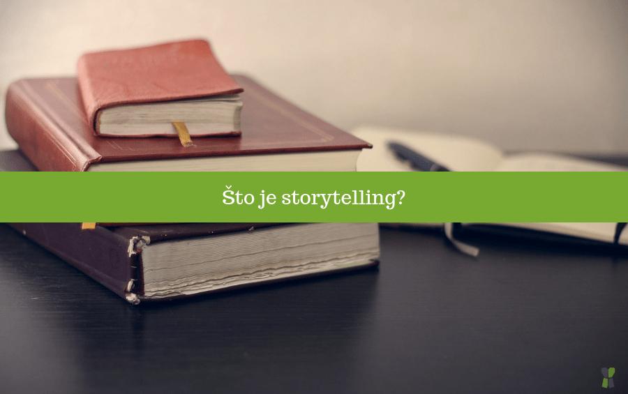 Što je Storytelling?