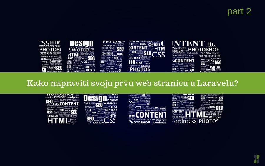Kako napraviti svoju prvu web stranicu sa PHP frameworkom Laravel – Part 2 (podešavanje i rute)