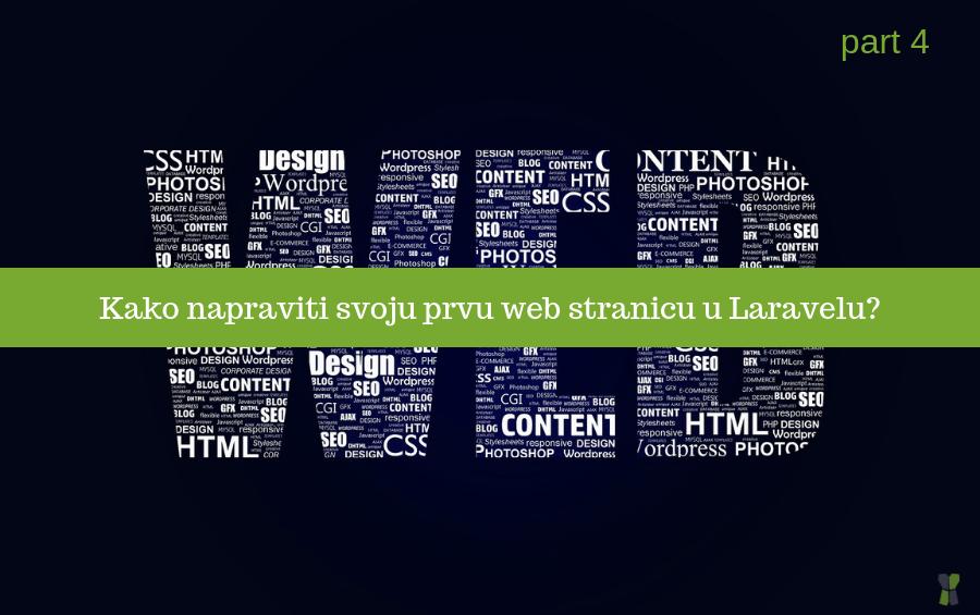 Kako napraviti svoju prvu web stranicu sa PHP frameworkom Laravel – Part 4 (Models)