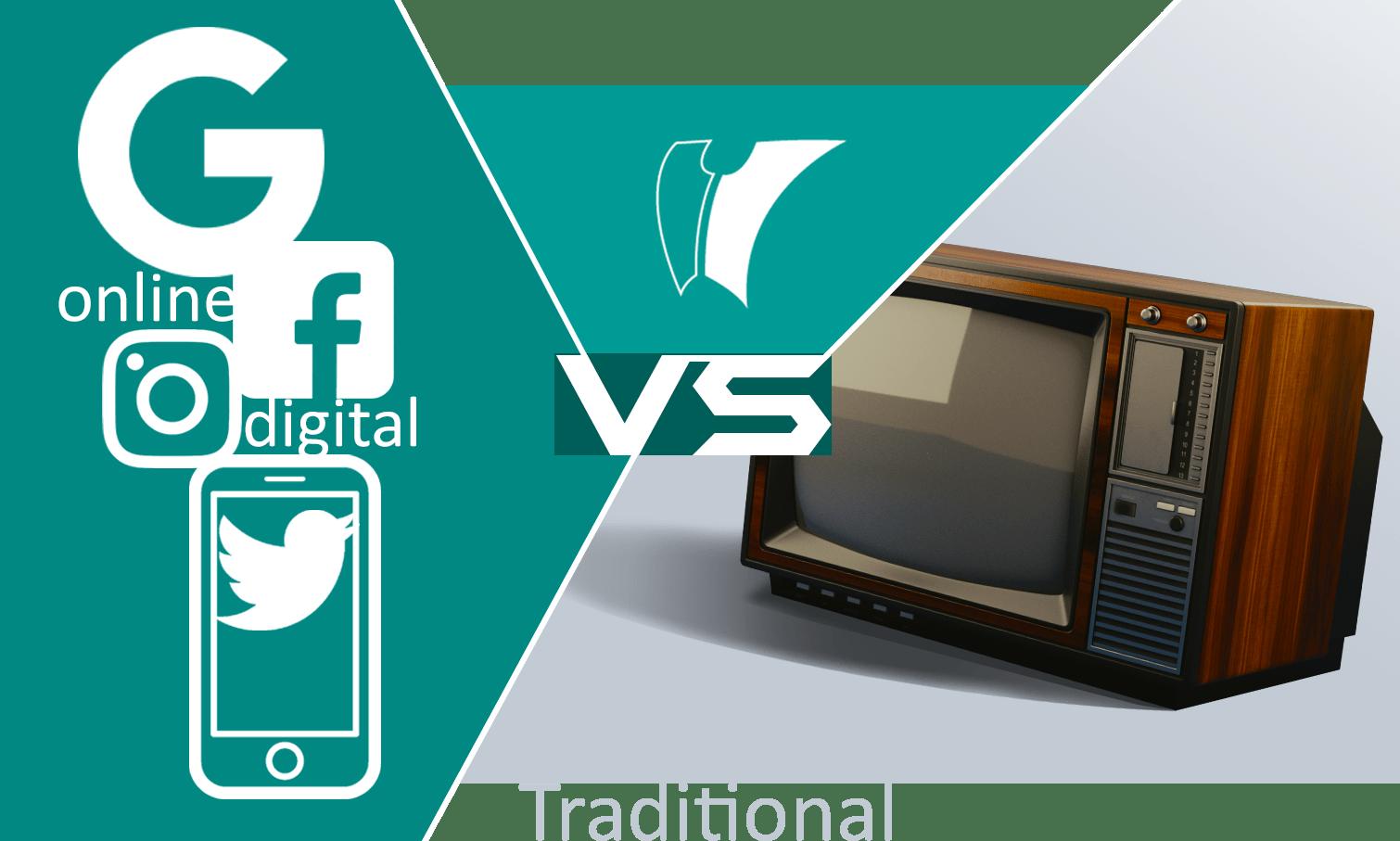 Kada koristiti tradicionalno a kada digitalno oglasavanje