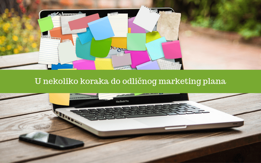 U nekoliko koraka do odličnog marketing plana