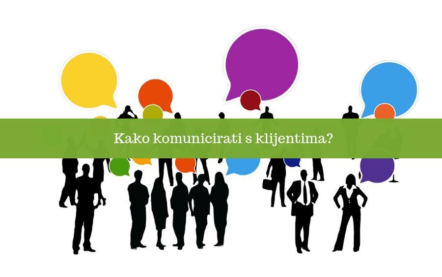 Kako komunicirati s klijentima?